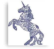 Unicornn Canvas Print