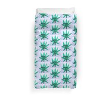 #weed Duvet Cover