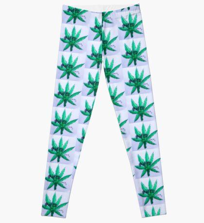 #weed Leggings