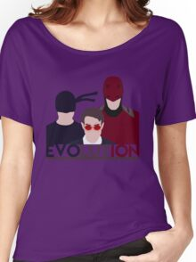 DareDevil 2015 Tv Show - EVOLUTION Women's Relaxed Fit T-Shirt