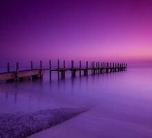 Quindalup Dawn by Paul Pichugin