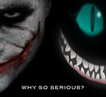 Why So Serious? by AmIArtistic