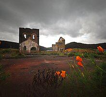 Blast Furnace Ruins # 2 by George Petrovsky