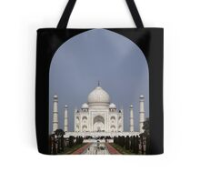 Taj Mahal, India Tote Bag