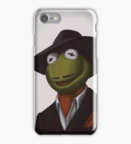That famous broadway producer! iPhone Case/Skin