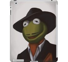 That famous broadway producer! iPad Case/Skin