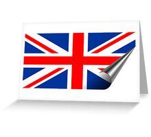 Inside UK Greeting Card