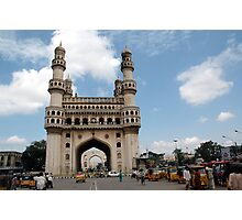 Charminar, Hyderabad, India Photographic Print