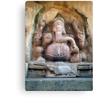 Sri Ganesh Canvas Print