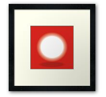 Almighty, Universal Power Framed Print