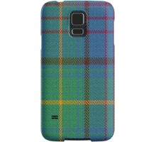 00321 Donegal County Tartan Samsung Galaxy Case/Skin