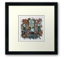The Atlas of Dreams - Color Plate 175 Framed Print