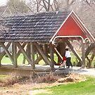Spring Stroll by Nadya Johnson