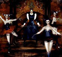 Dark Cabaret by Shanina Conway
