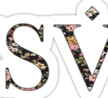 Asap Floral 2 Sticker