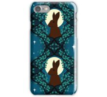 Harvest Rabbit iPhone Case/Skin
