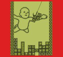 Nevermind the Tetris Baby Tee