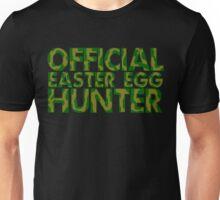 Official Easter Egg Hunter Unisex T-Shirt