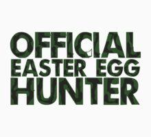 Official Easter Egg Hunter by evahhamilton