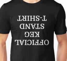 Official Keg Stand T-shirt Unisex T-Shirt