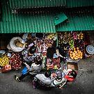 Street Vendors by Shari Mattox-Sherriff