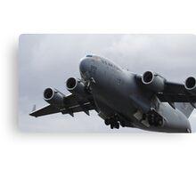USAF Boeing C17A Globemaster Canvas Print