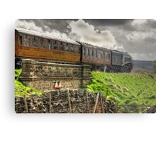 Restaurant Car Metal Print