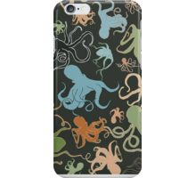 Bunch of Octopi iPhone Case/Skin