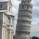 La Torre di Pisa, Italia by Kymbo