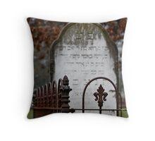 'gravestone' Throw Pillow