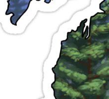 Michimug- White Pine Tree Sticker