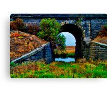 """The Viaduct"" Canvas Print"