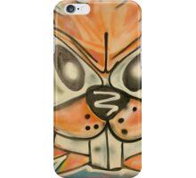 """Funky Bunny by Efrain """"Eskwilax"""" Martinez iPhone Case/Skin"""
