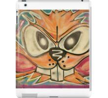 """Funky Bunny by Efrain """"Eskwilax"""" Martinez iPad Case/Skin"""