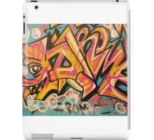 """DROME by Efrain """"Eskwilax"""" Martinez iPad Case/Skin"""