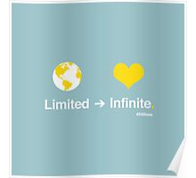 Limited to Infinite Poster