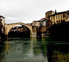 Stari Most by SHappe