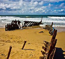 Dicky Beach by Daniel Peut