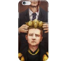 This heavy crown iPhone Case/Skin