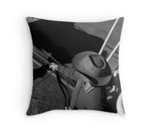 Tram Driver Throw Pillow