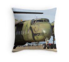 RAAF De Havilland DHC4 Caribou Throw Pillow