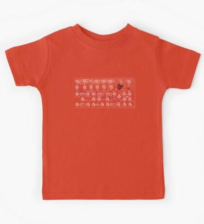 Awesome Synth - DJ synthesizer Kids Tee