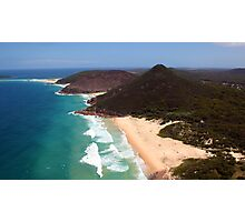 Zenith Beach Photographic Print