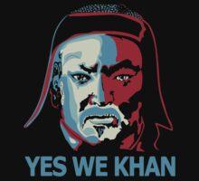 Yes We Khan Baby Tee
