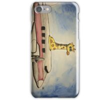 When Giraffes Fly iPhone Case/Skin