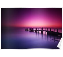 Quindalup Dawn II Poster