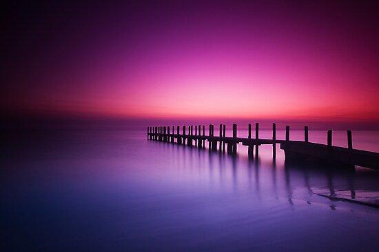 Quindalup Dawn II by Paul Pichugin