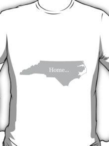 North Carolina Home Tee T-Shirt