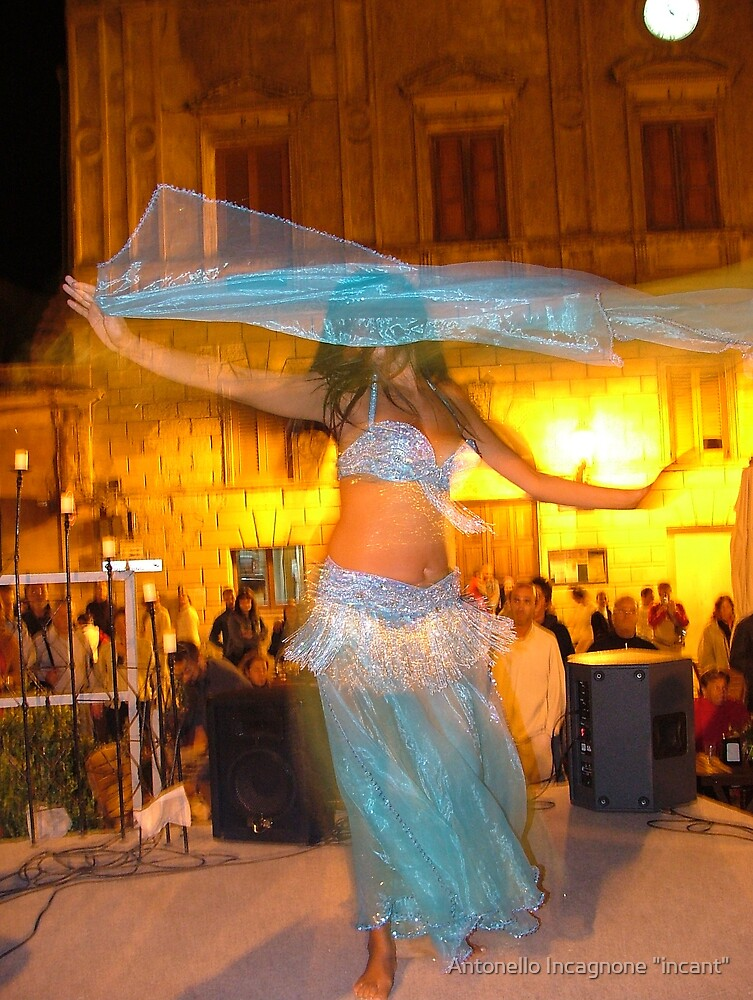 "Belly dance 2 by Antonello Incagnone ""incant"""