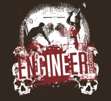 Engineer Records - Dudes Design by Gavin Shields